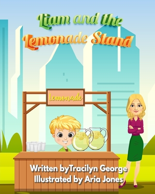 Liam and the Lemonade Stand Cover Image