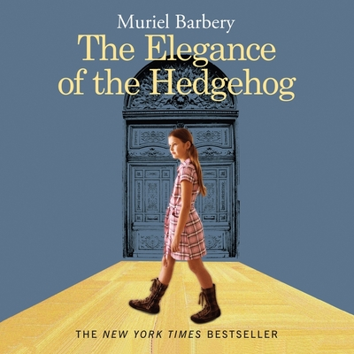 Cover for The Elegance of the Hedgehog