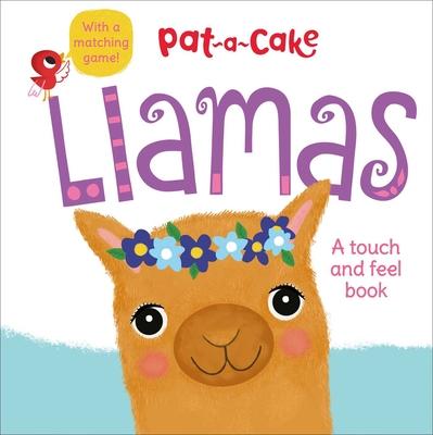 Pat-a-Cake: Llamas Cover Image