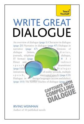 Write Great Dialogue Cover Image