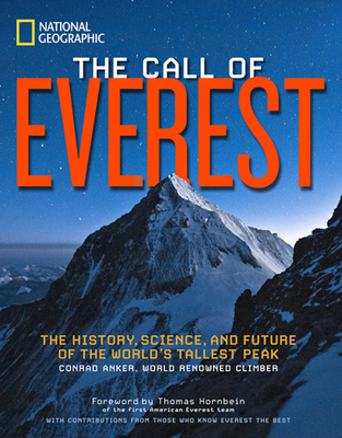 The Call of Everest Cover