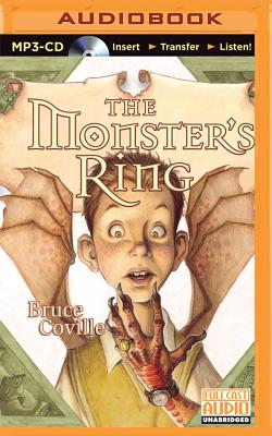 The Monster's Ring (Magic Shop Book #1) Cover Image
