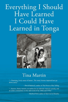 Everything I Should Have Learned I Could Have Learned in Tonga Cover Image
