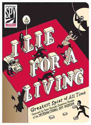 I Lie for a Living Cover