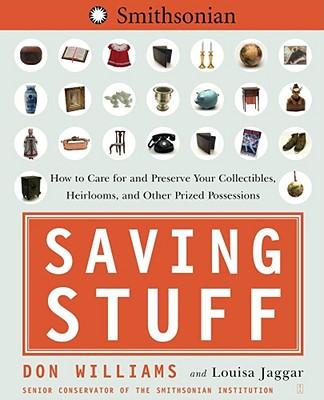 Saving Stuff Cover
