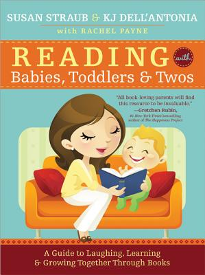Reading with Babies, Toddlers & Twos Cover