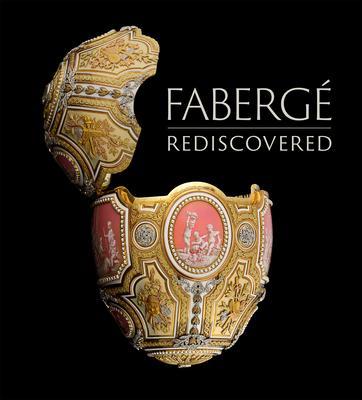 Fabergé Rediscovered (Hillwood Estate) Cover Image