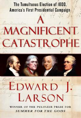 A Magnificent Catastrophe Cover