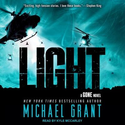 Cover for Light (Gone #6)