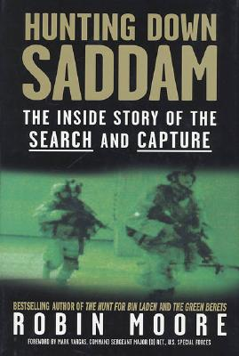 Cover for Hunting Down Saddam