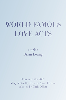 World Famous Love Acts Cover