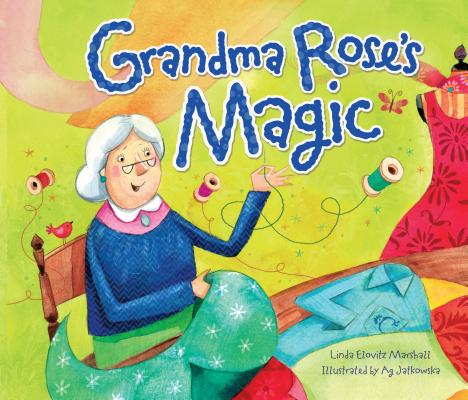 Grandma Rose's Magic Cover