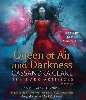Queen of Air and Darkness (The Dark Artifices #3) Cover Image