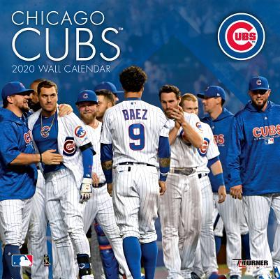 Chicago Cubs: 2020 12x12 Team Wall Calendar Cover Image