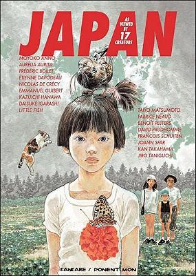 Japan as Viewed by 17 Creators Cover