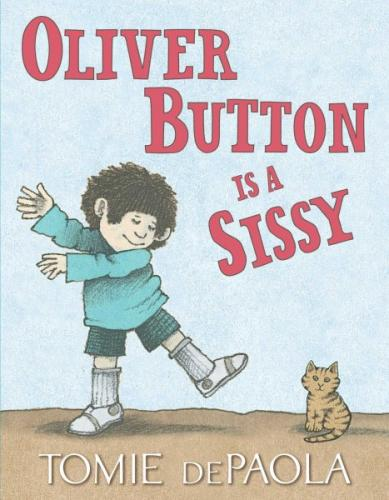 Oliver Button Is a Sissy Cover Image