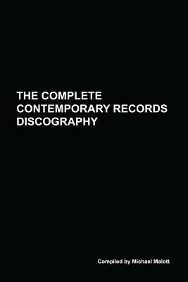 The Complete Contemporary Records Discography Cover Image