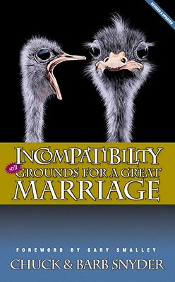 Incompatibility: Still Grounds for a Great Marriage Cover Image