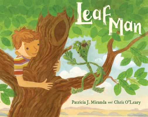 Leaf Man Cover Image