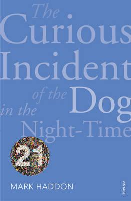 Curious Incident of the Dog in the Night-Time Cover Image