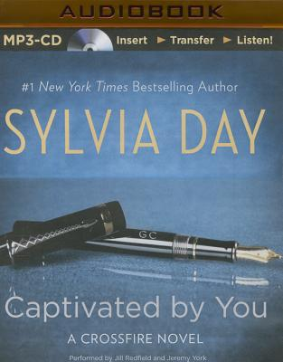 Captivated by You (Crossfire #4) Cover Image
