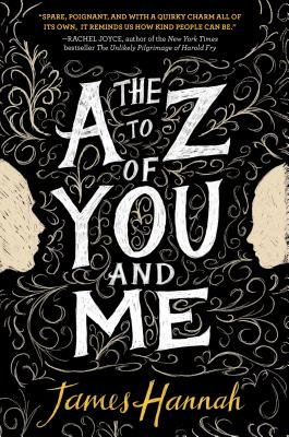 The A to Z of You and Me Cover