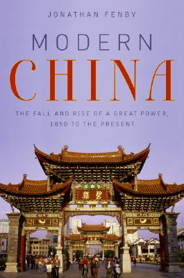 Modern China Cover