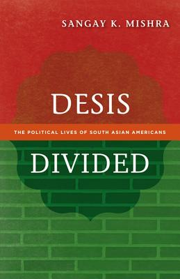 Cover for Desis Divided