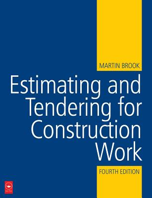 Estimating and Tendering for Construction Work Cover Image