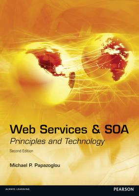 Web Services: Principles and Technology Cover Image