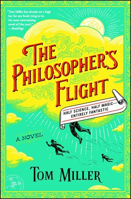 The Philosopher's Flight: A Novel (The Philosophers Series #1) Cover Image