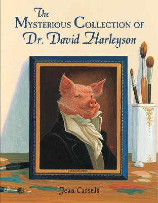 The Mysterious Collection of Dr. David Harleyson Cover