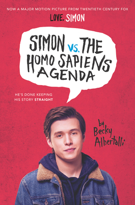 Simon vs. the Homo Sapiens Agenda Movie Tie-in Edition Cover Image