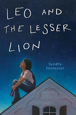 Leo and the Lesser Lion Cover
