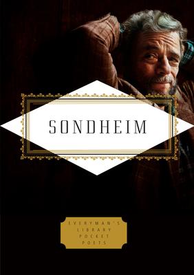 Sondheim: Lyrics (Everyman's Library Pocket Poets Series) Cover Image