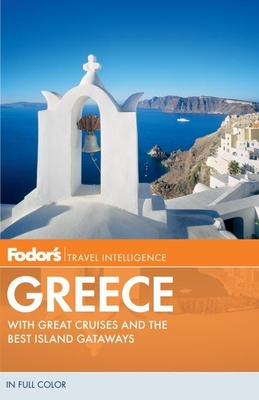 Fodor's Greece Cover
