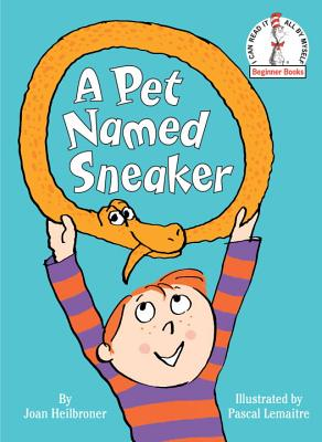A Pet Named Sneaker Cover Image
