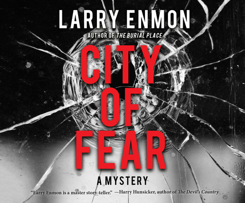 City of Fear: A Rob Soliz and Frank Pierce Mystery Cover Image