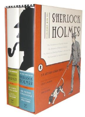 The New Annotated Sherlock Holmes Cover