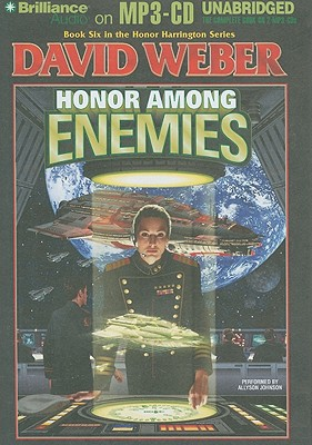 Honor Among Enemies Cover Image