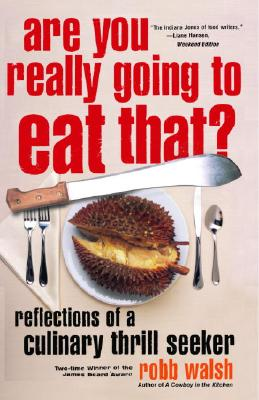 Are You Really Going to Eat That? Cover