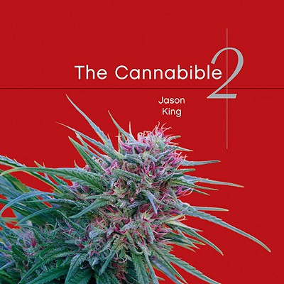 The Cannabible 2 Cover