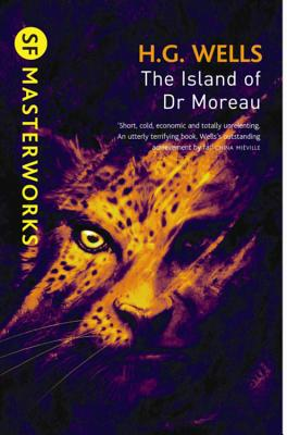 The Island of Dr Moreau Cover