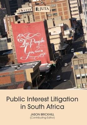 Public Interest Litigation in South Africa Cover Image