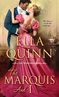The Marquis and I (The Worthingtons #4) Cover Image