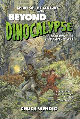 Cover for Beyond Dinocalypse