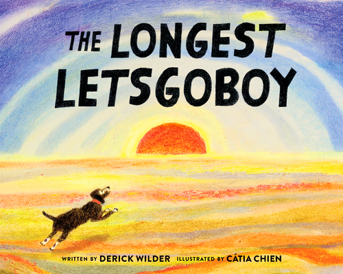 Cover for The Longest Letsgoboy