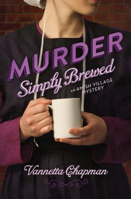 Murder Simply Brewed Cover