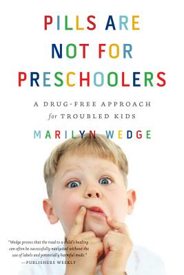Pills Are Not for Preschoolers Cover