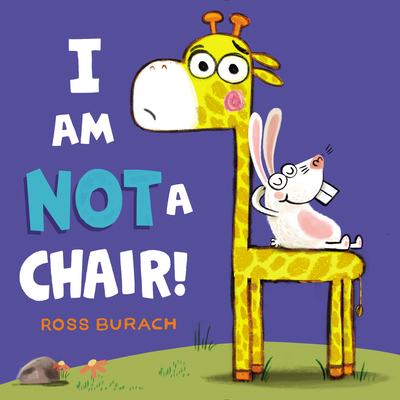 I Am Not a Chair! Cover Image